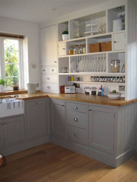 Kitchen Cabinet Ideas For Small Kitchens Great Use Storage Space Idea To Organize Small Kitchen