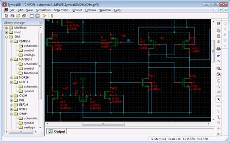 ic layout editor software symica ic design flow symica custom ic design toolkit
