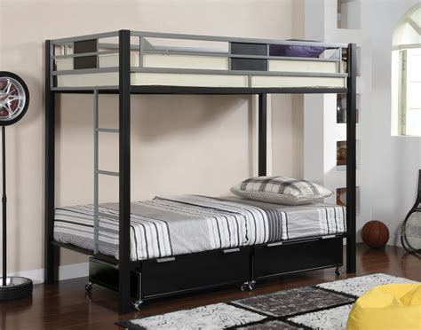 Futon Bed Los Angeles by Metal Bunkbed 001024 Futon Clifton Furniture