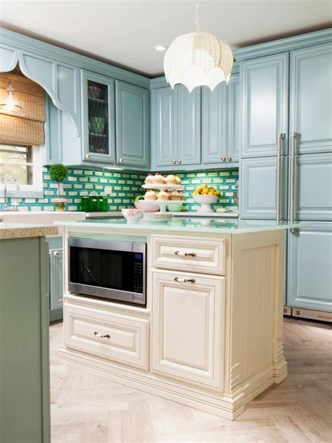 Light Blue Kitchen Cabinets by Light Blue Kitchen Cabinets Kitchen Cabinet Colors And