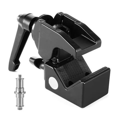 Napoclean Heavy Duty Strong heavy duty photography studio strong cl licht stand mount clip dc763 ebay