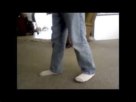 tutorial dance robot pemula tutorial shuffle dance untuk pemula youtube