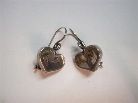 w0513 retired silpada sterling silver earrings