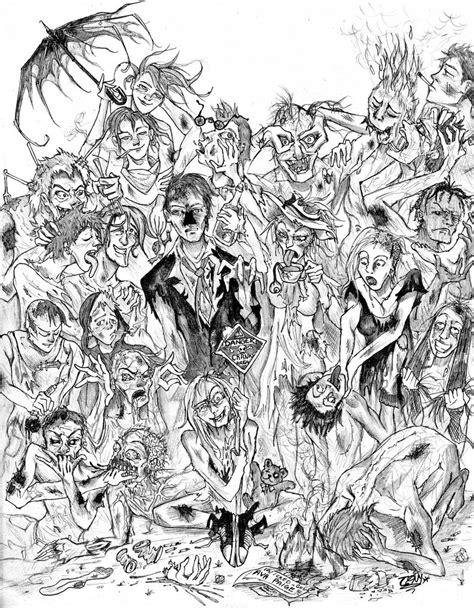 Maze Runner Scorch Trials List of the Cranks | Zombiepedia