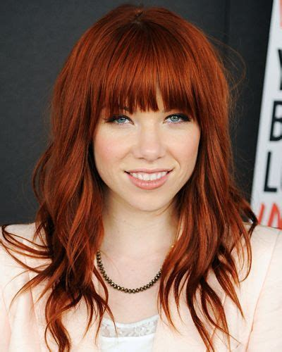 carly rae jepsen hairstyle back best 25 dark copper hair ideas on pinterest auburn hair