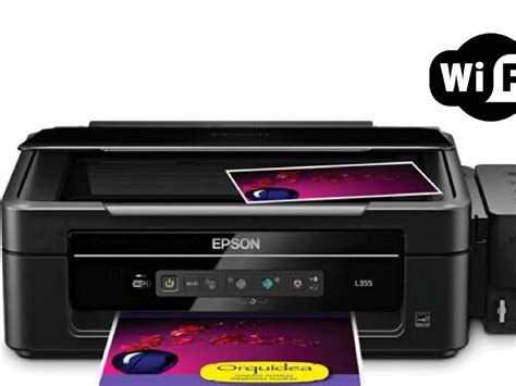 Epson Printer L405 Epson Printer setting wifi printer epson l355 wifi complete setup guide on window 10