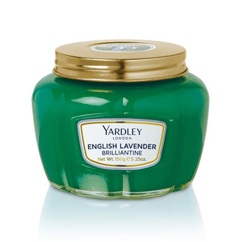 Pomade Lavender yardley lavender brilliantine hair pomade