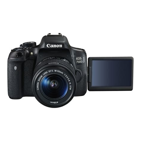 750d Canon canon eos 750d ef s 18 55mm f 3 5 5 6 is stm appareil