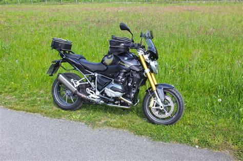 Motorrad Hupe Umbauen by Motorrad News Bmw R 1200 R Umbau Von Hornig 2015