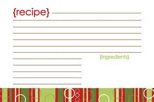 downloadable recipe template printable recipe cards pour tea and coffee page 2