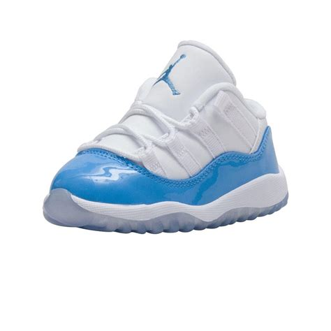 toddler jordans shoes toddler retro 11 low shoe white blue