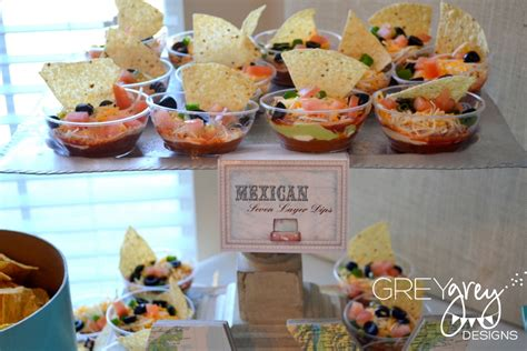 Mexican Food Ideas For Baby Shower by Boy Meets World Baby Shower Project Nursery