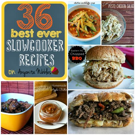 anyonita nibbles gluten free recipes 36 best ever slow cooker recipes