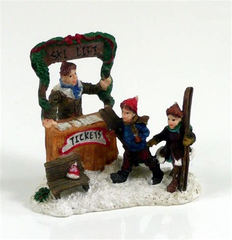 g wurm christmas houses lichthaus g wurm accessories winterdorf market stand vacancy figures ebay