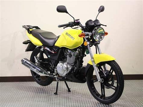 Suzuki En125 Suzuki En125 New Bike Yellow Km Details