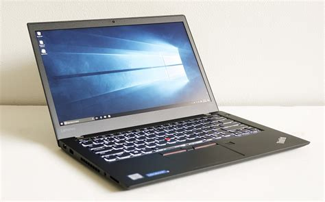 Laptop Lenovo Thinkpad T470 business laptop battle lenovo thinkpad t470 vs t470s