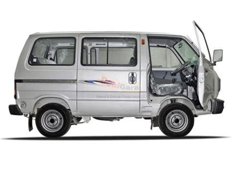 Maruti Suzuki Omni Engine Maruti Suzuki Omni Price Rs 13 69 000 Kathmandu