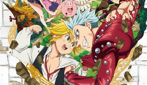 The Seven Deadly Sins Of Dating 2 by The Seven Deadly Sins Knights Of Britannia Gets An