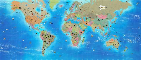 interactive world map world maps map pictures