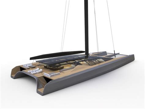 innovative catamaran design catamarans luxury yacht charter superyacht news