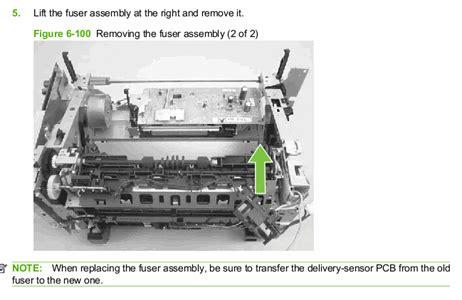 nvram reset hp 6040 how to reset hp laserjet m1319f mfp fuser help thanks