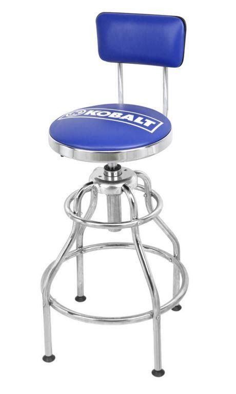 Hydraulic Bar Stool Repair by Kobalt Adjustable Hydraulic Stool Mechanic Seat Chair