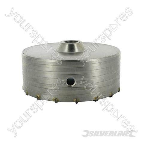 H L Hinge Boring Bit Tct 20mm tct drill bit 150mm 941865 by silverline