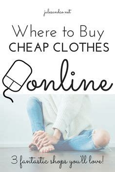 1000 ideas about buy cheap clothes on