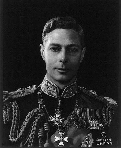 king george vi the mad monarchist monarch profile king george vi of
