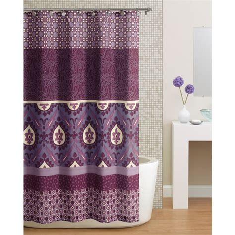 purple bathroom curtains purple shower curtains curtains blinds