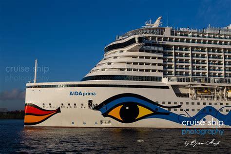 Aidaprima Das Schiff by Cruise Ship Photography By Bj 246 Rn Ha 223