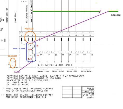 shuttle valve electrical fault disco  landyzone land rover forum