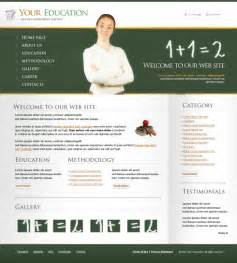 Education Academy Website Template 4324 Education Kids Website Templates Dreamtemplate Free Website Templates For Academy