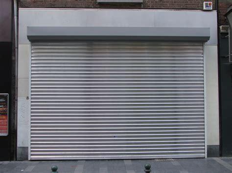 Lame De Rideau Métallique volet metallique magasin carrefour tableau isolant thermique