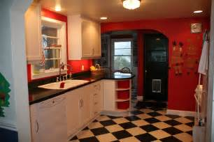 50s Kitchen Ideas 50 S Kitchens Modern Home Design And Decor