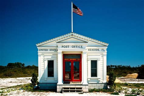 What Time Does The Post Office Today by 30 Years Later Seaside Post Office Has Become Icon Of