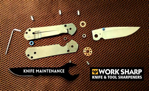 knife maintenance prepare to be prepared february is knife maintenance month