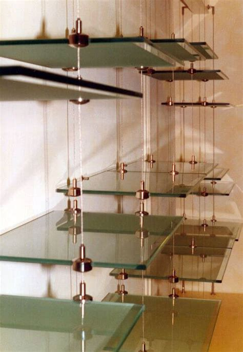 Cable Shelf Support System by Posilock Cable Display System Gallery S3i