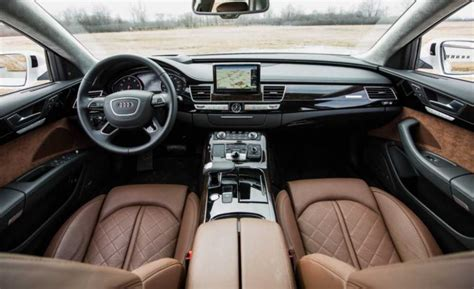 Audi W12 Interior by Audi A8 Coupe Interior Www Pixshark Images