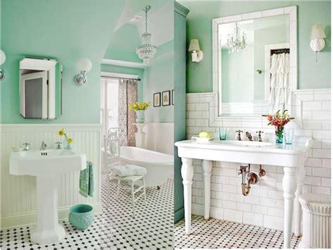 imagenes vintage para baños 161 ap 250 ntate a la decoraci 243 n de ba 241 os vintage