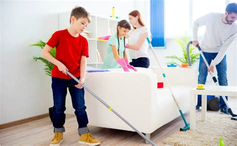 imagenes graciosas limpiando la casa corresponsabilidad esa gran desconocida mym