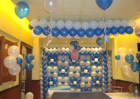 fine birthday decoration home interior party