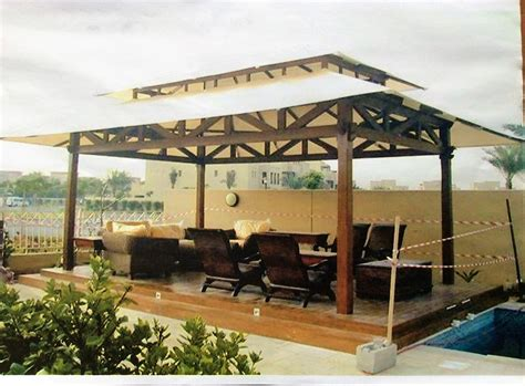 pavillon 4 x 4 m pavillon big horn