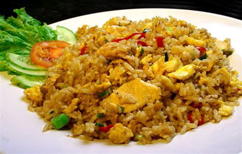 nasi goreng indonesia fried rice midnight visitor