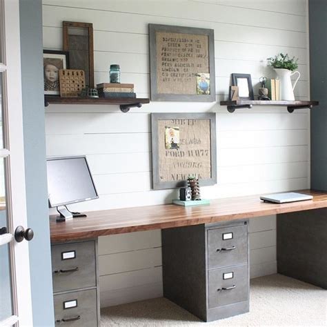 inspiring diy home office desk ideas 17 best ideas about