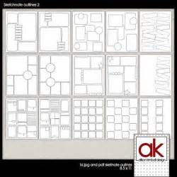 page template pdf allison kimball sketchnote journal blank template page