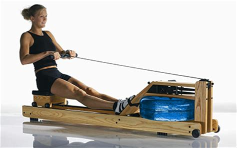 house of cards rowing machine waterrower review really how is a water rowing machine