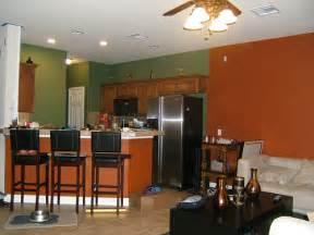 Paint Colors For Living Room Kitchen Combination Painting The Family Room Kitchen Combo Kitchen Design