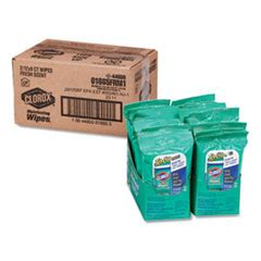 clorox disinfecting wipes    fresh scent bucket wagner supply company