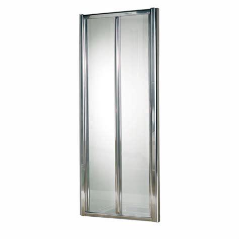 800mm Bifold Shower Door Kudos Original 800mm Bifold Shower Door 163 299 65 At Allbits Plumbing Supplies